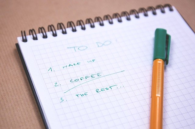 How to Make your 'To Do List' more effective