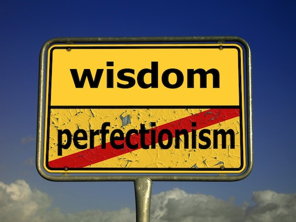 You can learn how to beat perfectionism by adopting a 'good enough' mindset