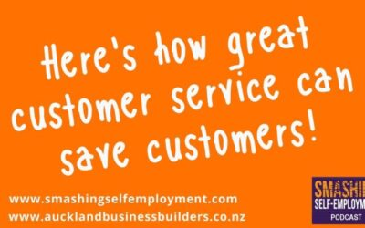 A fantastic example of great customer service