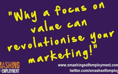 Why a focus on value can revolutionise your marketing