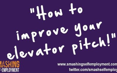 How to improve your elevator pitch or elevator speech and improve your networking